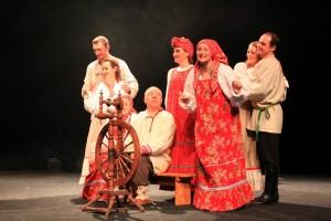 Благодаря системе тифлокомментирования спектакли «СамАрта» стали доступны людям с проблемами зрения.