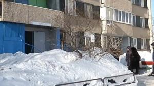 В Тольятти подросток упал с 16 этажа и выжил Он попал прямо в сугроб, что смягчило падение.