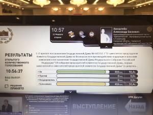 Госдума избрала Хинштейна зампредом комитета по безопасности и противодействию коррупции