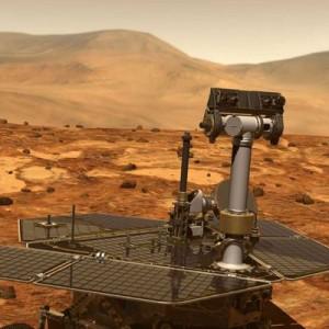 Марсоход Opportunity прекратил свою работу