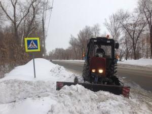 По данным Гидрометцентра, в период с 14 по 15 февраля на территории регионов прогнозируется сильный снег, местами метель.