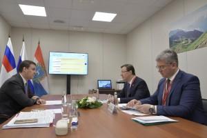 Стороны обсудили вопросы развития АПК в регионе.