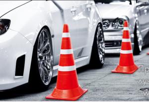 Дорожные конусы: сфера применения
