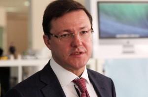 14 февраля губернатор Самарской области выступил на сессии «Лучшие практики социально-экономического развития.