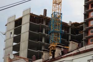 В январе квартир в самарских новостройках меньше всего предлагали в Самарском районе