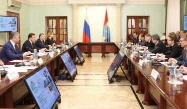 Обсуждены перспективы развития экономического сотрудничества между Самарской областью и Швейцарией