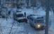 В Самаре возле Телецентра в снегу застрял реанимобиль «скорой помощи»