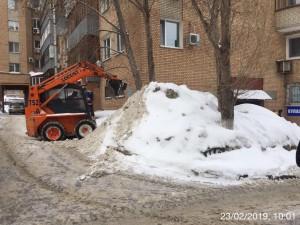 В выходные дни в Самаре расчистят порядка 450 дворов Администрации внутригородских территорий совместно с управляющими организациями усилили работу в этом направлении.