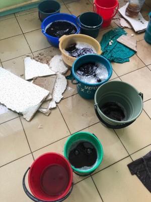 Талые воды «смыли» хирургическое отделение больницы в Самарской области