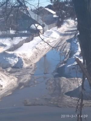 Администрация Новокуйбышевска почистила дороги на бумаге