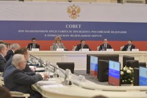 Дмитрий Азаров участвует в заседании Совета при полномочном представителе Президента в ПФО Игоре Комарове