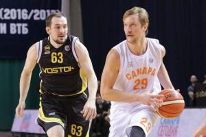 Баскетбольная «Самара» завершит регулярный чемпионат матчами на Дальнем Востоке