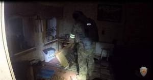 Появилось видео ликвидации боевика, готовившего теракт в Самарской области