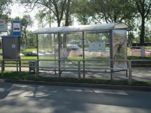 Самарские остановки общественного транспорта хотят модернизировать