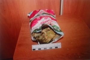 В Пестравском районе оперативники задержали подозреваемого в хранении крупной партии наркотиков
