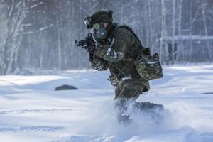 Более 5 тысяч военнослужащих в 4 регионах Поволжья проверили на готовность к сигналу о химатаке