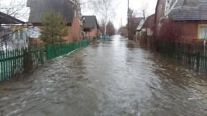 Поселок Шмидта в Самаре готовят к подтоплению