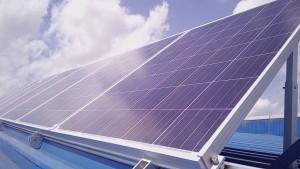 Средства будут направлены клиентом на строительство Старомарьевской солнечной электростанции общей установленной мощностью 100 МВт.