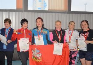 Среди 7 спортсменов, представлявших губернию, выделялись ходоки из Тольятти.
