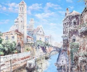 В Тольяттинском художественном музее будет представлена выставка Никаса Сафронова