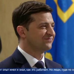 Владимир Зеленский сохраняет лидерство на выборах президента Украины