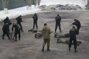 В Тольятти состоялся очередной выпуск сотрудников и военнослужащих Росгвардии