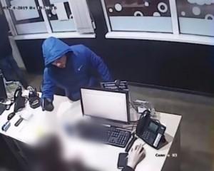 В Самаре разбойники напали на офис финансовой организации