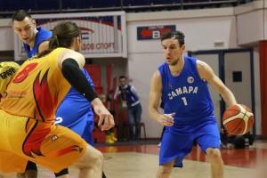 Баскетбольная «Самара» в полуфинале Суперлиги!