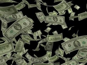 Минфин спрогнозировал курс рубля к доллару до 2036 года