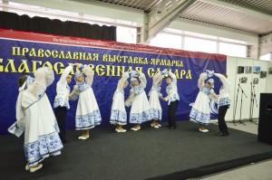В период работы православной ярмарки, также будет функционировать выставка-продажа картин и творческих прикладных работ людей с ограниченными возможностями.