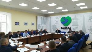 В Самаре состоялось заседание городской Комиссии по обеспечению безопасности дорожного движения