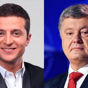 ЦИК Украины обработал 100% протоколов на выборах президента Украины Второй тур пройдет 21 апреля.