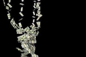 В Тюмени семья случайно выкинула миллионы рублей