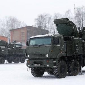 Прошли испытания нового зенитного ракетно-пушечного комплекса «Панцирь-СМ»
