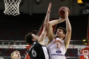 Баскетбольная «Самара» — бронзовый призер Единой молодежной лиги ВТБ Команда БК «Самара» выступает в Лиге четвертый сезон.