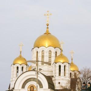 Православные христиане встречают Благовещение