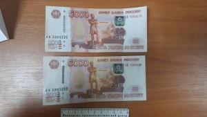 В Тольятти задержали подозреваемых в сбыте фальшивых купюр Один из мужчин - житель г. Самары, второй - житель г. Тольятти.