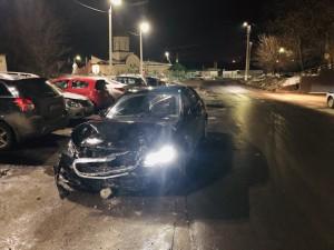 В Новокуйбышевске сотрудник автомойки на чужом автомобиле совершил ДТП