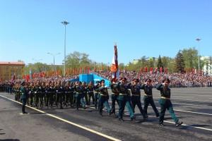 В параде Победы в Самаре впервые примут участие новейшие бронеавтомобили «Тайфун-К»