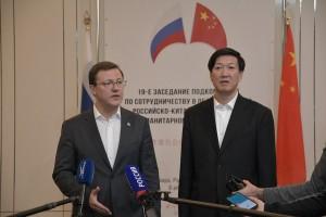Соглашение подписали замминистра спорта РФ Сергей Косилов и замруководителя Главного госуправления по физической культуре и спорту КНР Гао Чжидан.