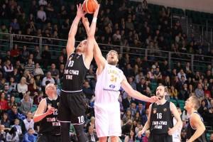 БК «Самара» начал полуфинальную серию Суперлиги.