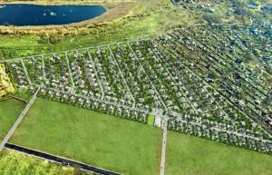 В Самаре появится еще один огромный квартал