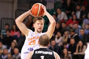 Баскетбольная «Самара» начала полуфинал с волевой победы