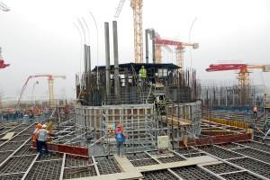 На АЭС «Руппур» завершен монтаж ловушки производства сызранского АО «ТЯЖМАШ»