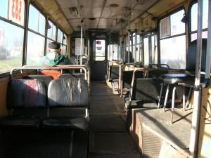 С 1 марта в некоторых городских частных автобусах действовала льгота