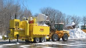 К следующей зиме Самаре могут все-таки запустить в работу снегоплавильные машины