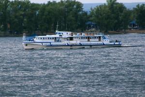 Теплоходы начали ходить в Самару с пристани Проран