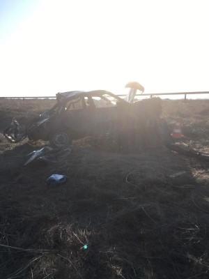 В результате ДТП водитель получил травмы и был госпитализирован.
