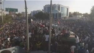 В Судане военные совершили госпереворот Президента лишили всех постов.