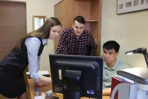 Студенты, получавшие именные стипендии «Российских коммунальных систем», пришли на работу в «РКС-Самара»